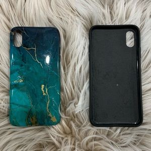 iPhone XR Blue Marble Case